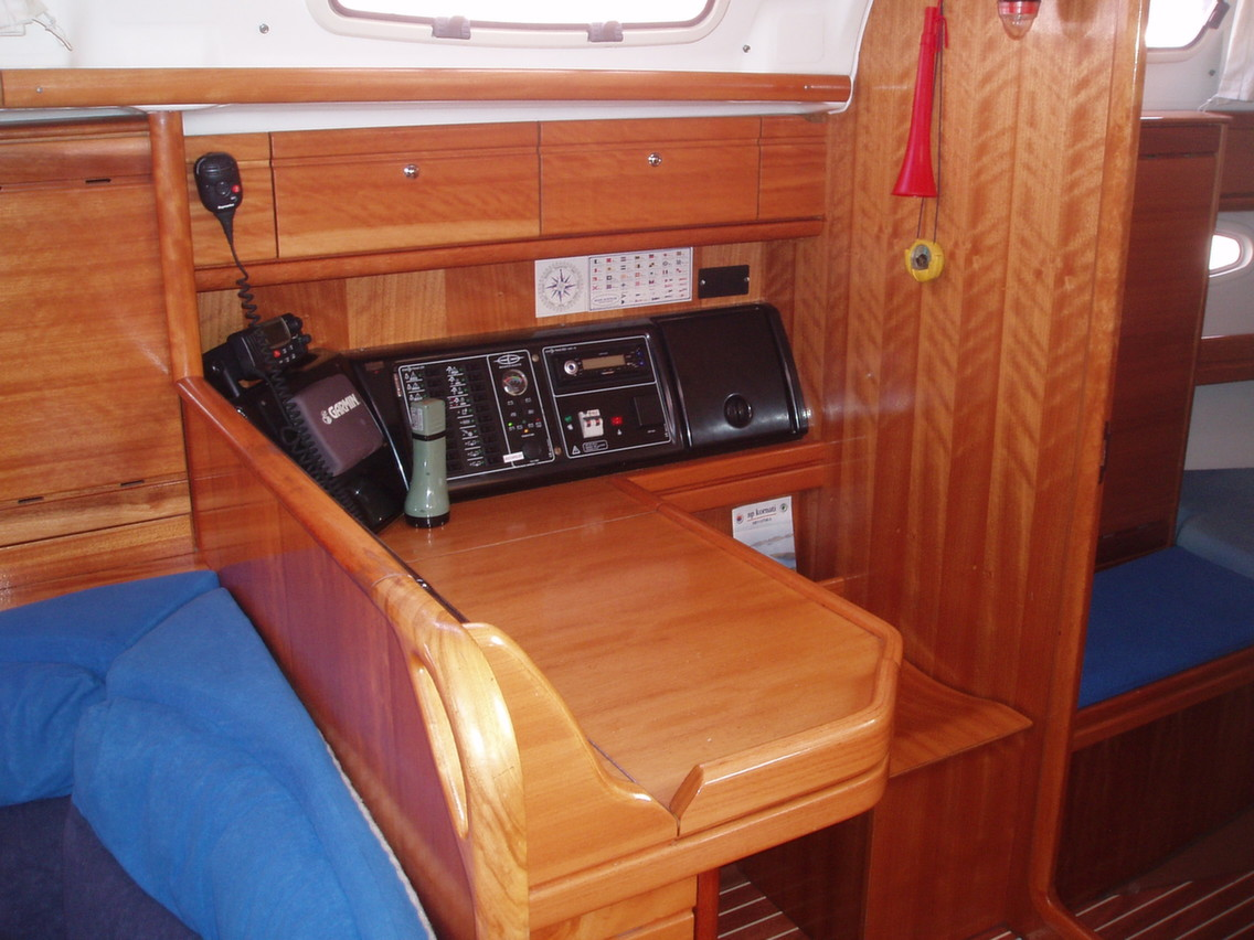 Bavaria 39 Cruiser Najam plovila