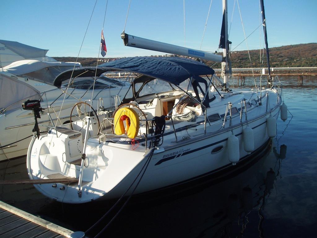 Bavaria 46 C Najam plovila